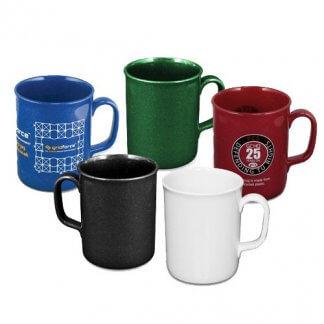 Mug Publicitaire 275ml En Plastique Recycle Avec Marquage THEO