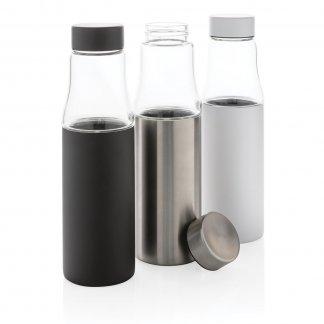 Bouteille personnalisée en acier inoxydable et en verre - 500ml - VANAX