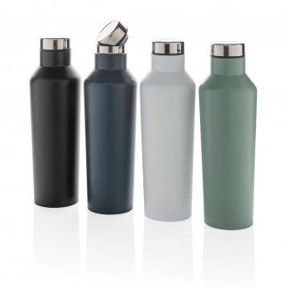 Bouteille personnalisée isotherme en acier inoxydable - 500ml - DODANE - 4 couleurs