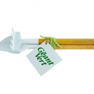 3 mini outils de jardin avec manche en bois personnalisé - OUTILS KIDS