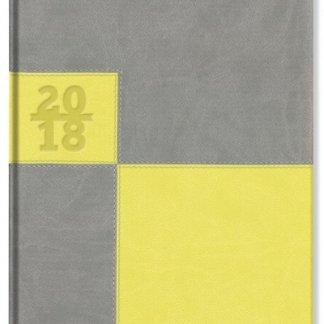 Agenda de bureau A4 en papier certifié - 2018 - RIALTO