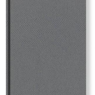 Agenda de bureau A4 ou de poche en papier certifié - 2018 - CARBONE poche