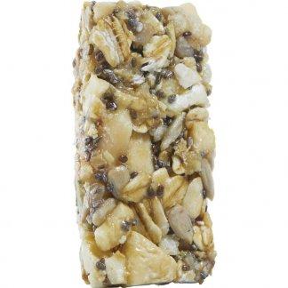 Barre aux céréales bio et veggie -15g - vue dessus - CHIA BIO