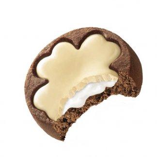 Biscuits en forme de trèfle à 4 feuilles - 6,4g - croqué - BONHEUR