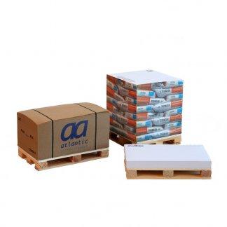 Bloc note cube palette publicitaire en papier recyclé ou certifié - 3 formats