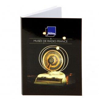 Bloc-notes A3, A4, A5, A6, A7 en papier recyclé ou certifié publicitaire - Radio