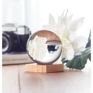 Boule de cristal promotionnelle pour photographe - BEIRA BALL