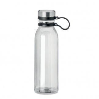 Bouteille Promotionnelle En Bouteilles Plastiques Recyclées 780ml Iceland RPET Blanc