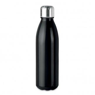Bouteille publicitaire en verre - 650ml - Noir - ASPEN GLASS