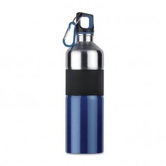 Bouteille sport personnalisable en acier inoxydable - 750ml - bleu - TENERE