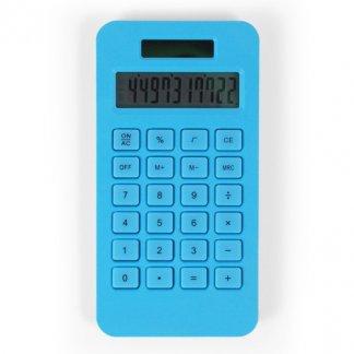 Calculatrice de poche publicitaire en amidon de maïs - MINISOLARCORN