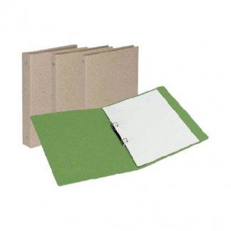 Classeur A4 publicitaire en carton recyclé - ALDO