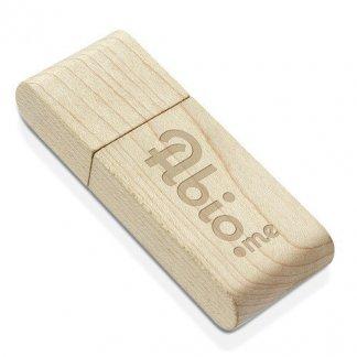 Clé USB publicitaire en bois - NATURA BOIS