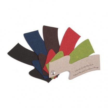 Couleur Cartons Recyclé Pour Valisette Publicitaire FLAVIA