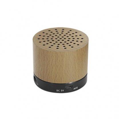 Enceinte Bluetooth Promotionnelle En Bois Top Bois