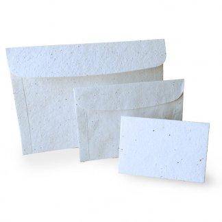 Enveloppe biodégradable avec graines - 3 formats - BIOPOSTE