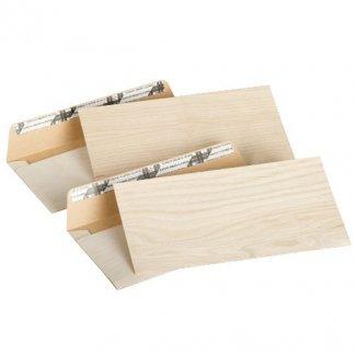 Enveloppes en bois naturel - ENVELOPPES NATURE