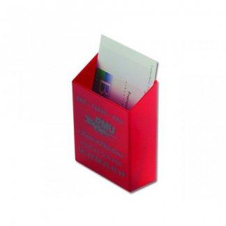 Etui à paquet de cigarettes personnalisé en plastique ABS - Avec cartes de visite