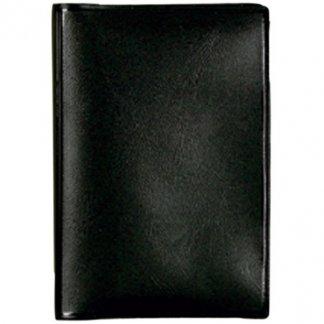 Etui publicitaire 12 cartes de crédit en PVC - Noir