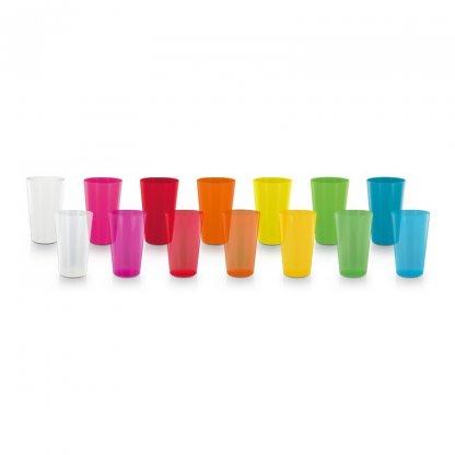 Gobelet Personnalisable Réutilisable En Polypropylène 300ml Toutes Couleurs GLASS