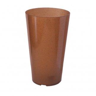 Gobelet réutilisable publicitaire en roseau et amidon - 330ml - BIODURABLE