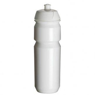 Gourde sport personnalisée 750ml en plastique biodégradable - Blanc - BIO-BOTTLE SHIVA