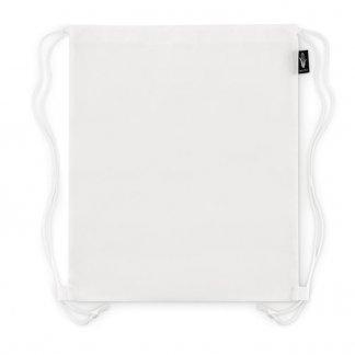 Gym bag personnalisable en PLA de maïs non tissé - 33x42cm - A plat - DAFFY PLA