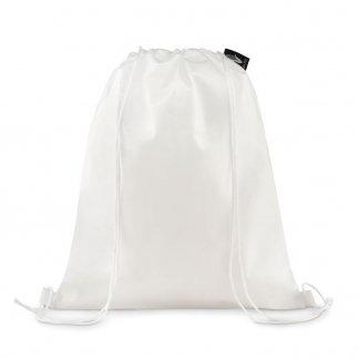 Gym bag publicitaire en PLA de maïs non tissé - 33x42cm - DAFFY PLA