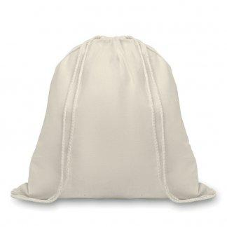 Gym bag publicitaire en coton biologique - ORGANIC HUNDRED