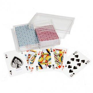 Jeu de Poker publicitaire 55 cartes - POKER