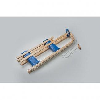 Luge personnalisable en bois pliée - TINGLING