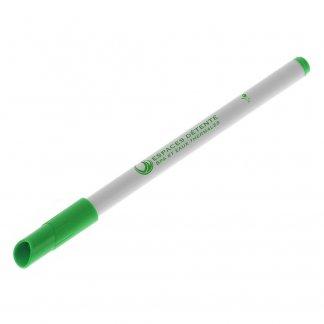 Marqueur effaçable à sec personnalisable pour tableau blanc - Vert - VELLEDA