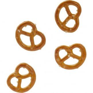 Mini bretzels pour végétaliens - sachet publicitaire de 10g - biscuits - BRETZELS VEGAN