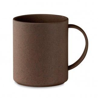 Mug personnalisable en cosse de café et polypropylène - 300ml - BRAZIL MUG
