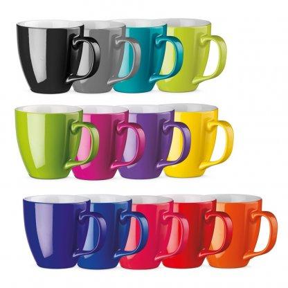 Mug Personnalisable En Porcelaine 450ml Brillant PANTHONY