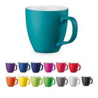 Mug promotionnel en porcelaine - 450ml - Mat - PANTHONY