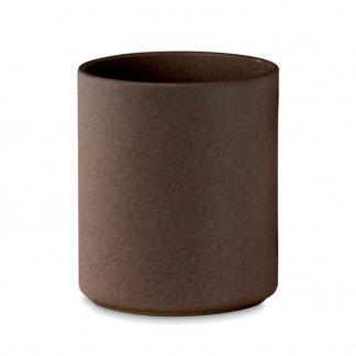 Mug publicitaire en cosse de café et polypropylène - 300ml - Face - BRAZIL MUG