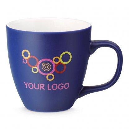 Mug Publicitaire En Porcelaine 450ml Mat Avec Marquage PANTHONY