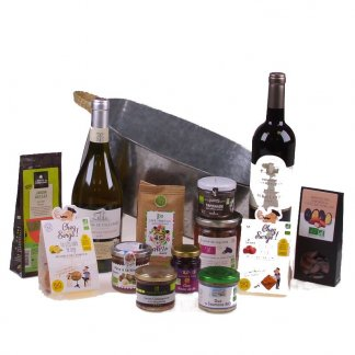 Panier gourmand bio - 12 produits - SELECTION BIO