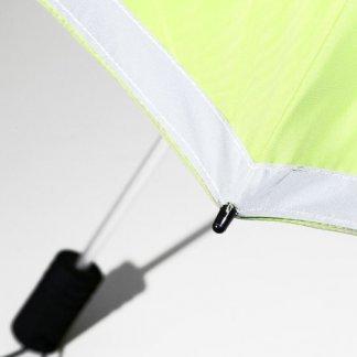 Parapluie mini-Golf Ultra léger publicitaire en PET recyclé - zoom toile - TRECKING