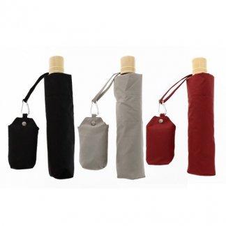 Parapluie + sac shopping publicitaires en PET recyclé - SEATTLE