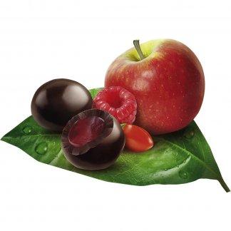 Perles de chocolat veggie - sachet promotionnel de 16,5g - en situation - VALPARAISO