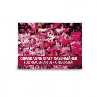 Pochette de graines promotionnelle en carton - 2 formats - Fleurs - POCHAGRAINES