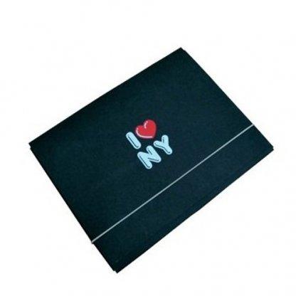 Pochette Publicitaire En Carton Recyclé Fermeture élastique CHARLINE