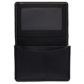 Porte carte à soufflet personnalisable en cuir recyclé avec protection RFID - intérieur - EXECUTIVE
