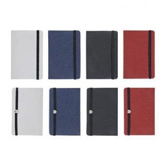 Porte notes repositionnables et porte-cartes publicitaire en papier recyclé - Toutes couleurs