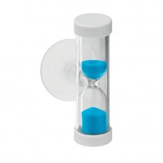 Sablier de douche promotionnel - Bleu côté - 2 MIN