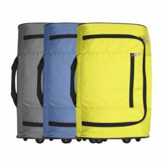 Sac 2 roues cabine publicitaire en bouteilles plastiques recyclées - 3 couleurs - REBORN