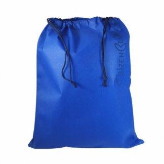 Sac à dos promotionnel en filets de pêche et bouteilles plastiques recyclés - Pochon - CITIZENBLUE
