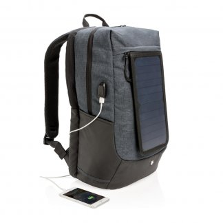 Sac à dos solaire publicitaire - SHINE BAG